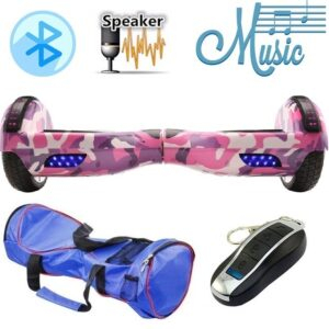 Hoverboard 6.5 Inch Pink Mix