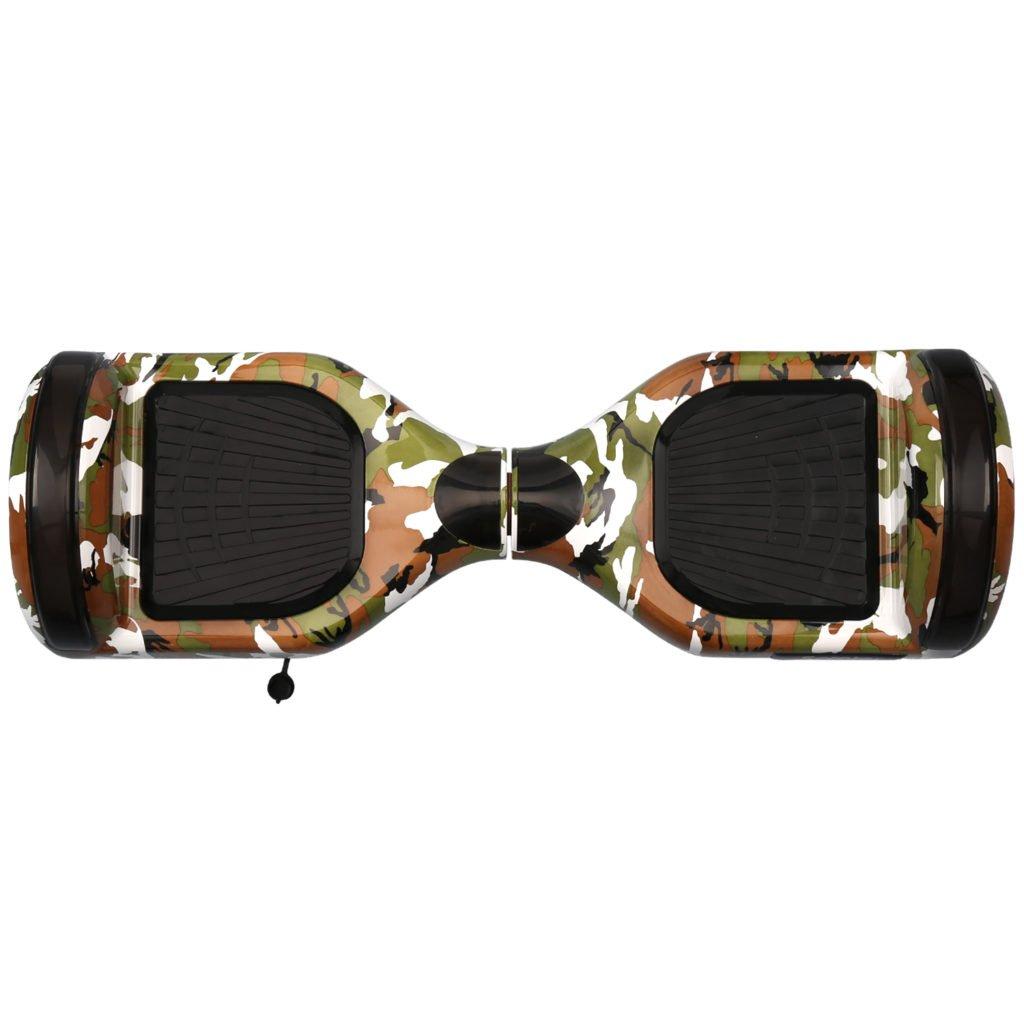 Hoverboard camuflage militar 6.5 pulgadas Gc Dsitribuciones