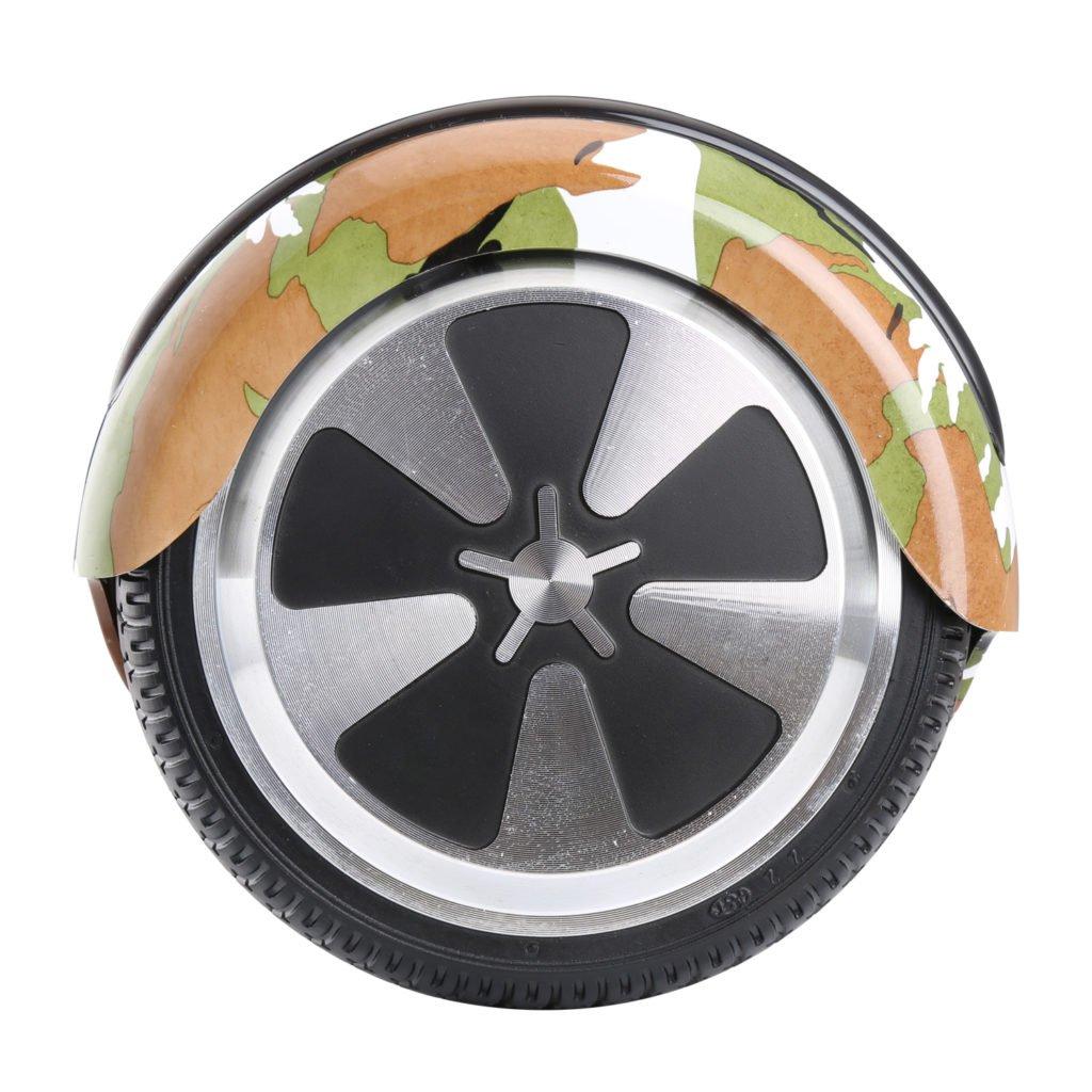 Hoverboard militar 6.5 pulgadas Gc Distribuciones
