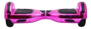 Hoverboard Rosa Metalizado Gc Distribuciones