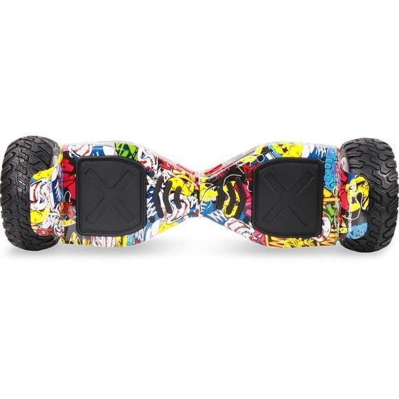 Hoverboard 8.5 pulgadas Hummer Hip Hop Gc Distribuciones