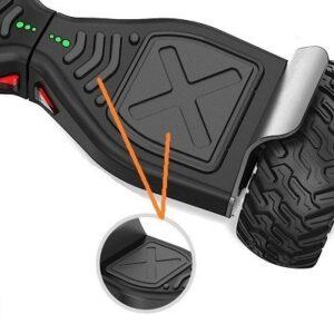 Hoverboard Todo Terreno Hummer 8.5 pulgadas Galaxy Edition