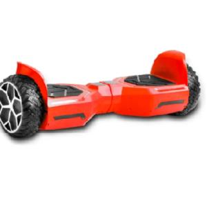 Hoverboard 6.5 Pulgadas Todo Terreno Rojo