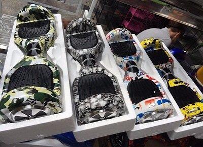 Stock Hoverboards Multicolor - Gc Distribuciones