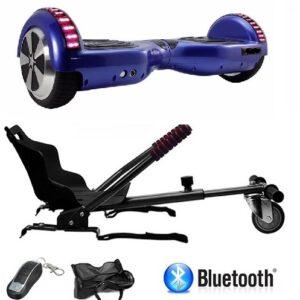 Hoverboard con silla azul pro edition - Gc Distribuciones